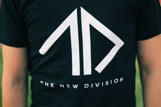Image of TND Logo BLACK Shirt