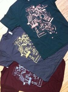 Image of Diamonds T-Shirts