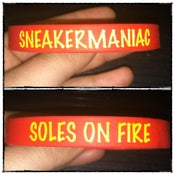 Image of Sneakermaniac Wristband
