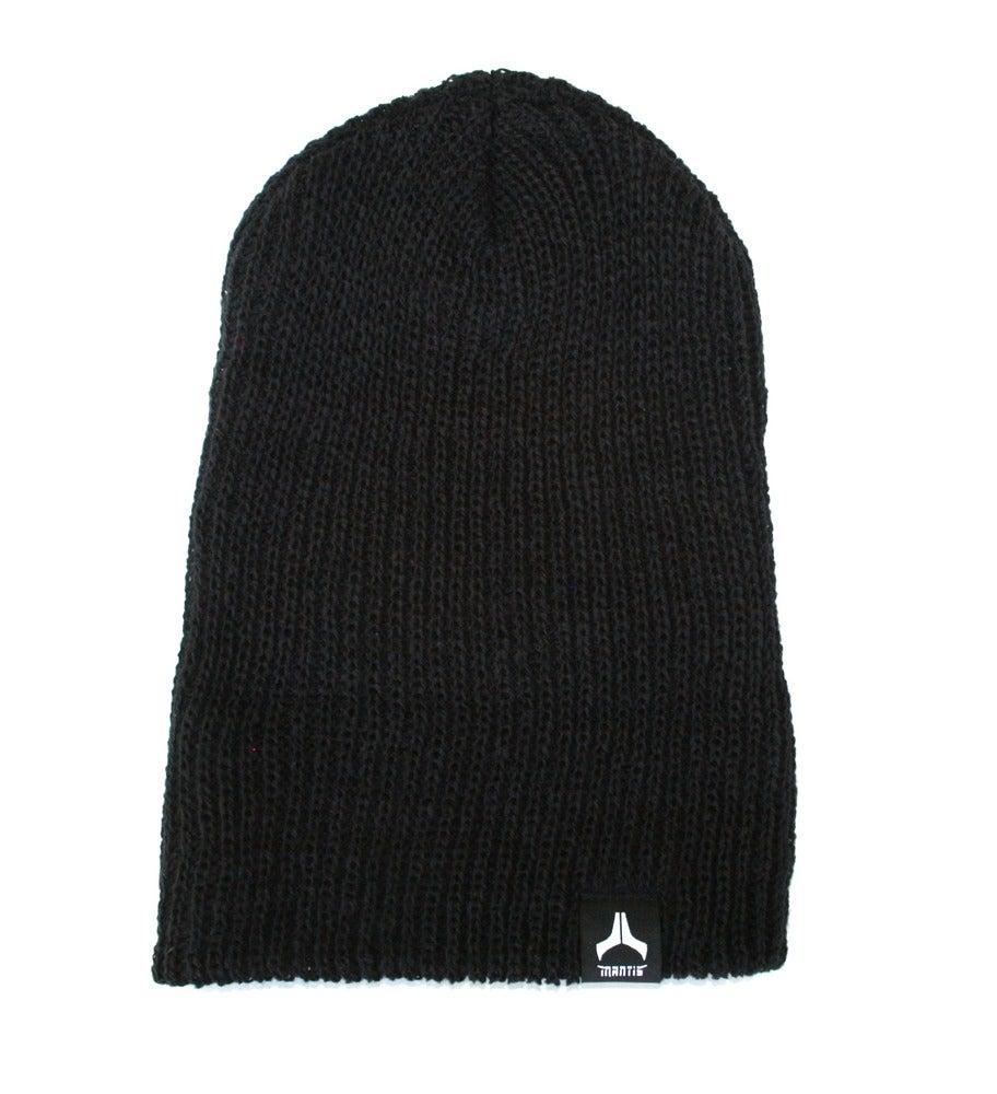 Image of ON SALE - Beanie - Salary Cap / Black