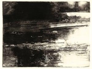 Image of Belle Isle Reflection II
