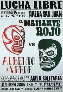 Image of Lucha libre