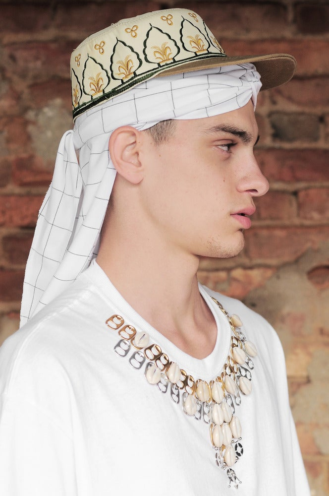 Image of Aladdin All Star Cap - Gold