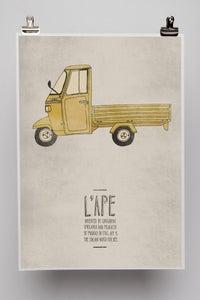 Image of L'Ape
