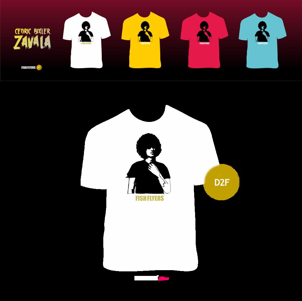 Image of #5 | Zavala D2F T-Shirts