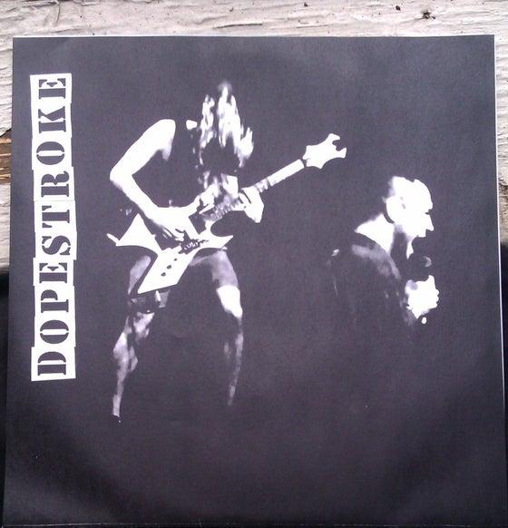 """Image of DOPESTROKE 'S/T' 7"""" EP"""