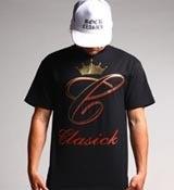 "Image of Clasick- ""Golden C"" T-Shirt"