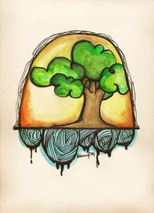 Image of Tree Cloud