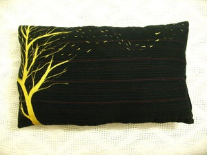 Image of Golden Tree Cushion