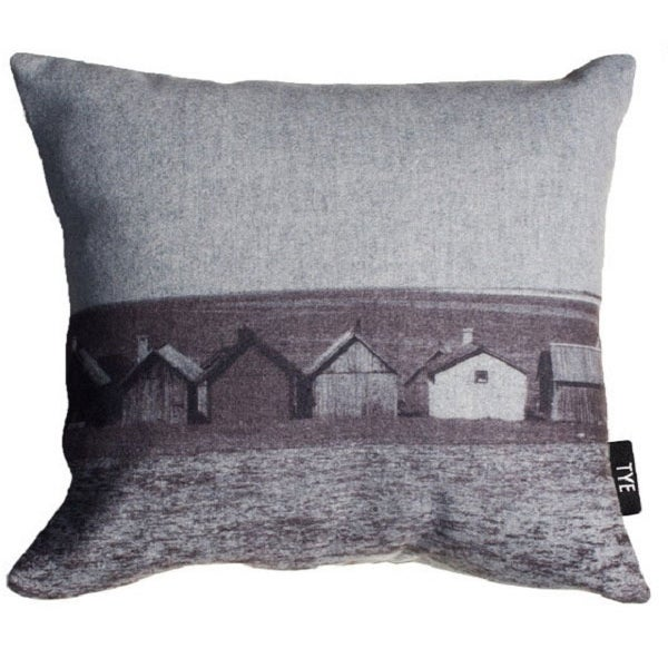 "Image of Swedish Pillow Cover - ""Gotland"" (Wool)"