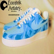 "Image of ""Glacier Exhibit"" Custom Air Force One Low"