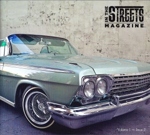 Image of In The Streets Magazine - Vol 1. Issue 2