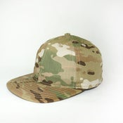 Image of Fair Ends Hippie Camo Ball Cap