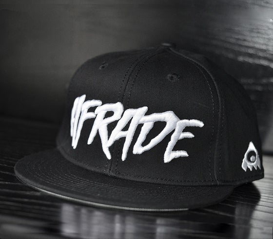 Image of Black Afrade Snapback
