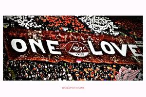 Image of Ltd Ed: One Love - Lomo: Pittodrie 14.02.2008