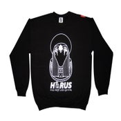 "Image of Mens ""Horus"" Crew Neck Sweater"