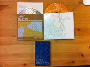 Image of Seasons In Reverse CD & Cassette / House of Stairs CD