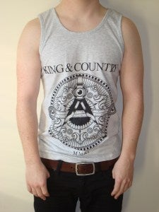 Image of 'MMXI' Grey Vest