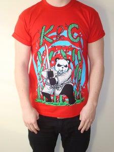 Image of 'Red Panda' T-shirt