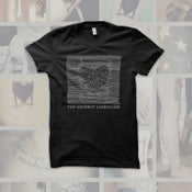 Image of The Saddest Landscape - Unknown Pleasures T-Shirt