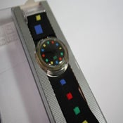"Image of Pop Swatch ""Square parade"""