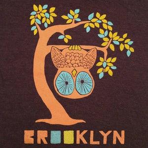 Image of Brooklyn Tree Owl T-shirt