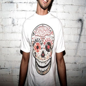 Image of Monster Massive 2012 Skull Tee for Men