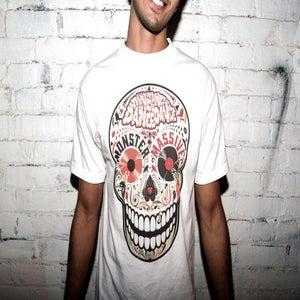 Image of Monster Massive 2012 Skull Tee for Men