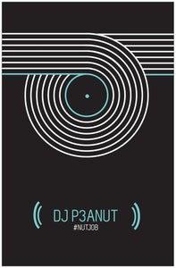 Image of DJ P3ANUT Poster