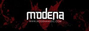 Image of MODENA sticker!