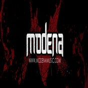 Image of MODENA sticker!