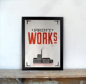Image of Print Works