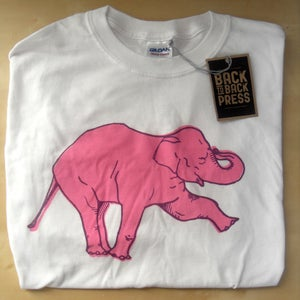 Image of Pink Elephants