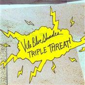 "Image of Vile Blue Shades ""Triple Threat"" CD"