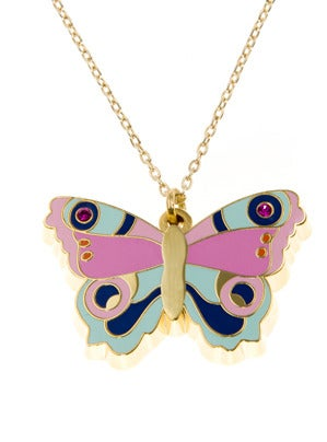 Image of Butterfly Necklace