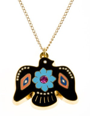 Image of 50% reduced! Tribal Bird Necklace