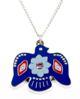 Image of Tribal Bird Necklace