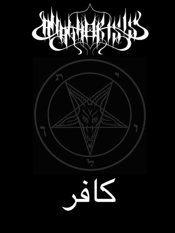 Image of Kafir/Pentagram Shirt