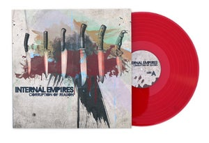 "Image of Corruption of Reason 12"" Vinyl LP"