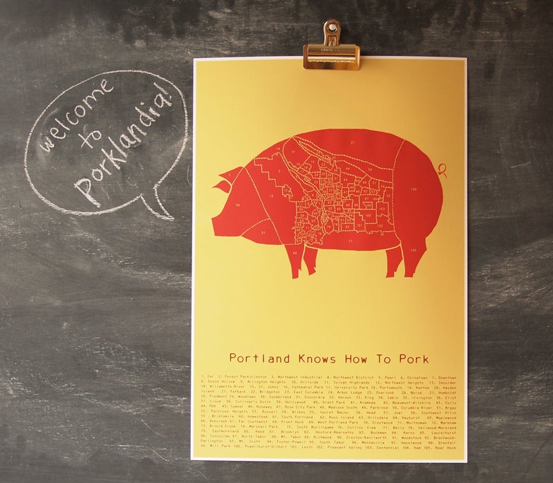 Image of Portland Knows How to Pork