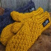 """Image of Kit tricot moufles d'adulte """"Fabulous"""""""