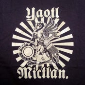 "Image of YAOTL MICTLAN ""Mexican summer tour 2012"""