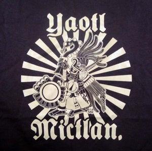 "Image of YAOTL MICTLAN ""Mexican summer tour 2012"""