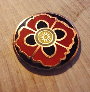 Image of Poppy Pin