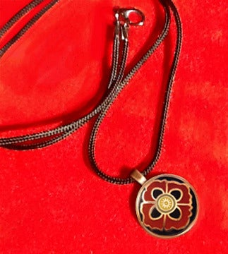 Image of Poppy necklace
