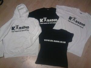 Image of KA Radio Promotional Wear