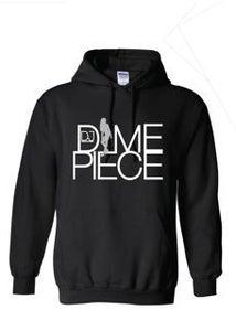 Image of Dime Time Hoodie Black