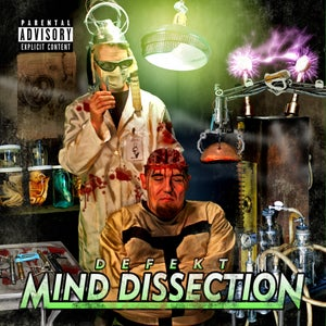Image of Mind Dissection C.D.