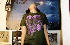 """Image of MjolniirDXP """"Blasted"""" shirt"""