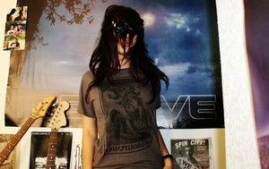 "Image of Epileptinomicon ""Beast/Burden"" shirt"